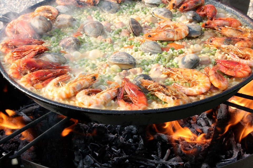 Paella - not the only good reason to learn Spanish